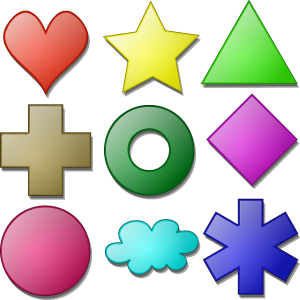 picture royalty free library Shapes Activities