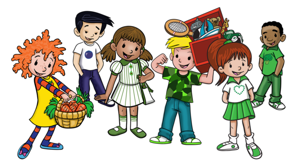 clip art free library Fun for books children. Kids eating healthy clipart.