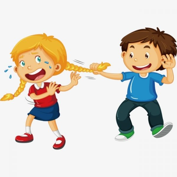 picture freeuse stock Slapstick little boy png. Kids fight clipart