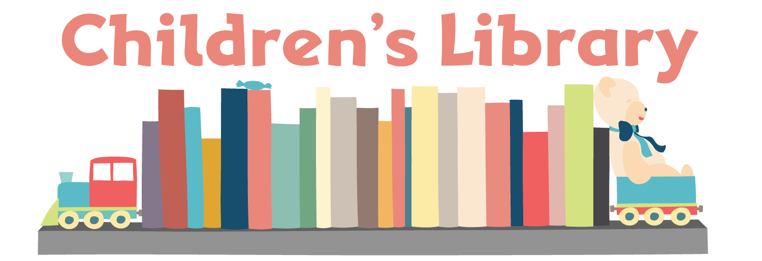 picture stock Kids in library clipart. Children s free on.