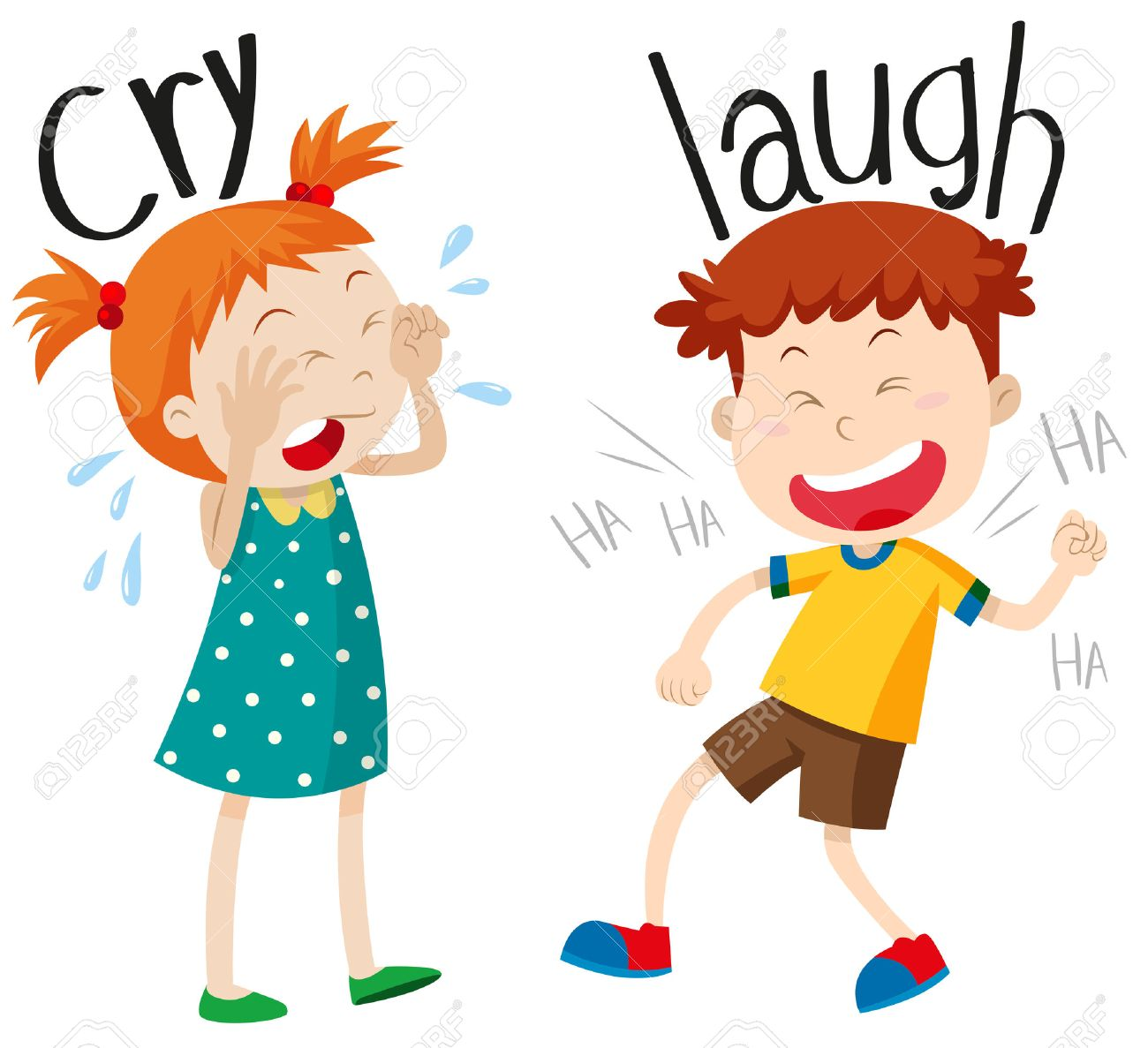 clip stock Laugh free download best. Kids laughing clipart.