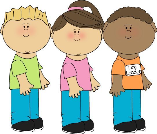 banner transparent library Pin on preschool ideas. Kids lining up clipart.