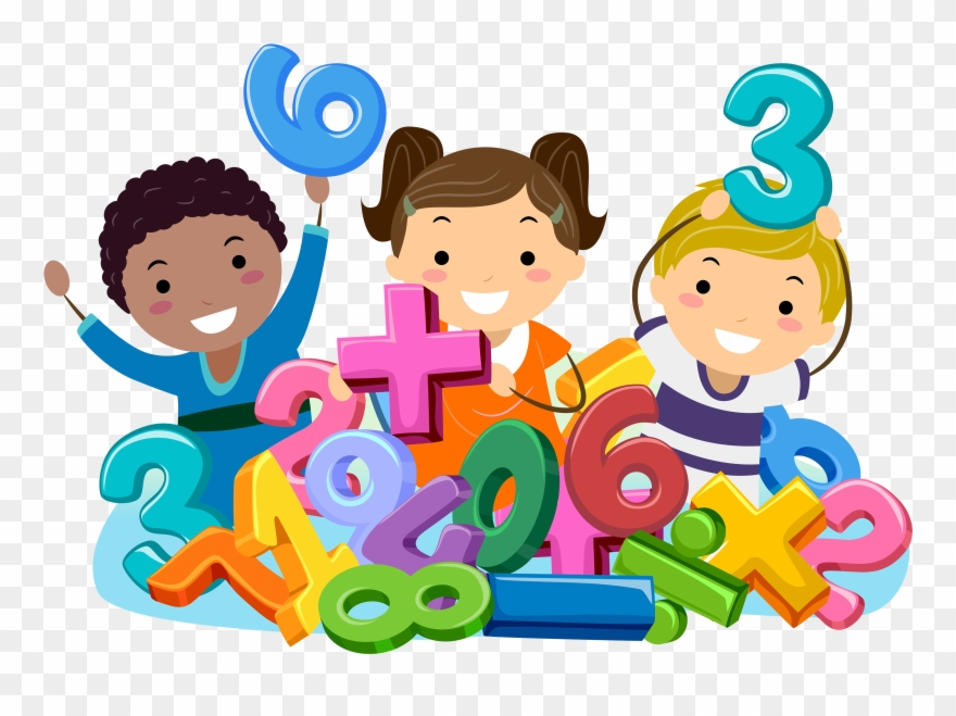 svg transparent library Kids math clipart. Our mission children first
