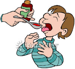 vector transparent Kids medicine clipart. Free cartoon cliparts download.