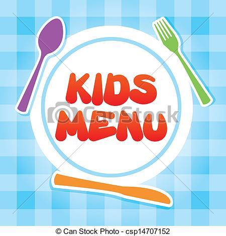 graphic freeuse download Portal . Kids menu clipart