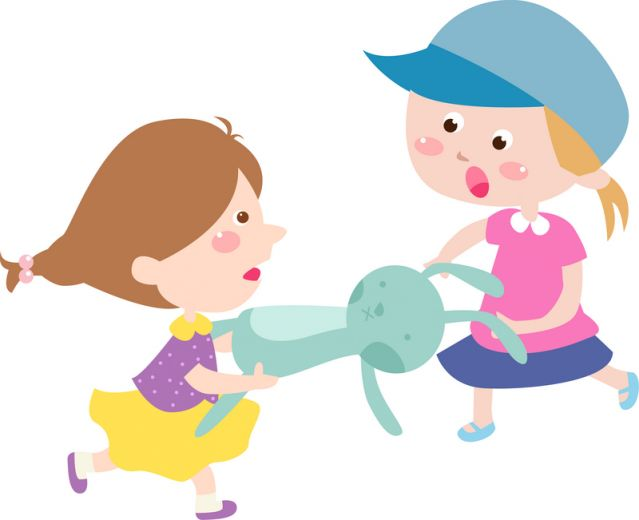 freeuse download Kids not sharing clipart. Portal