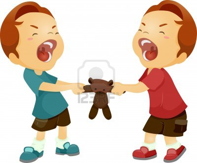stock Free download best . Kids not sharing clipart