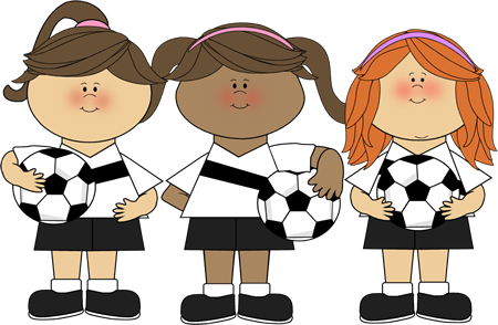 svg freeuse library Players clipart. Soccer clip art images.