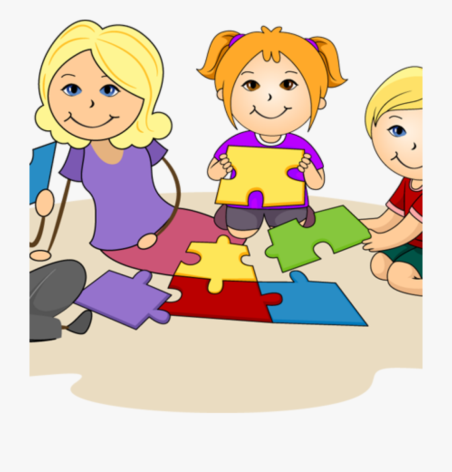 svg black and white library Clip free book hatenylo. Kids playing together clipart.