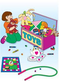 svg freeuse library Kids putting toys away clipart. Put google search chore