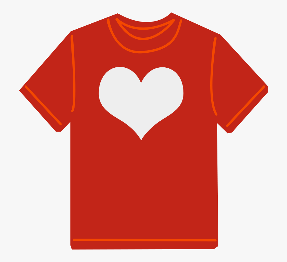 clip art download Free red t tshirt. Kids shirt clipart