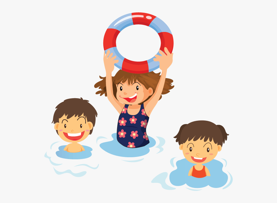 clipart transparent download Learn to swimming png. Kids swim clipart