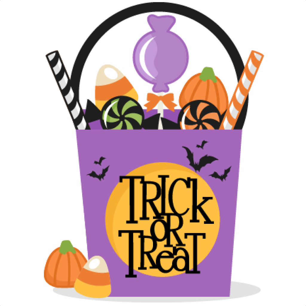 svg royalty free Treat fish hatenylo com. Kids trick or treating clipart