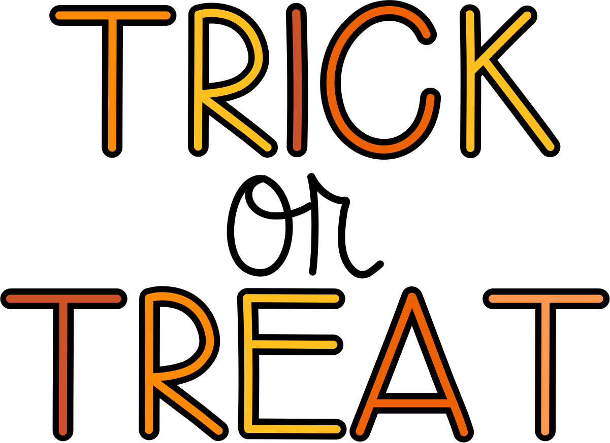 image free library Kids trick or treating clipart. West mifflin borough treat