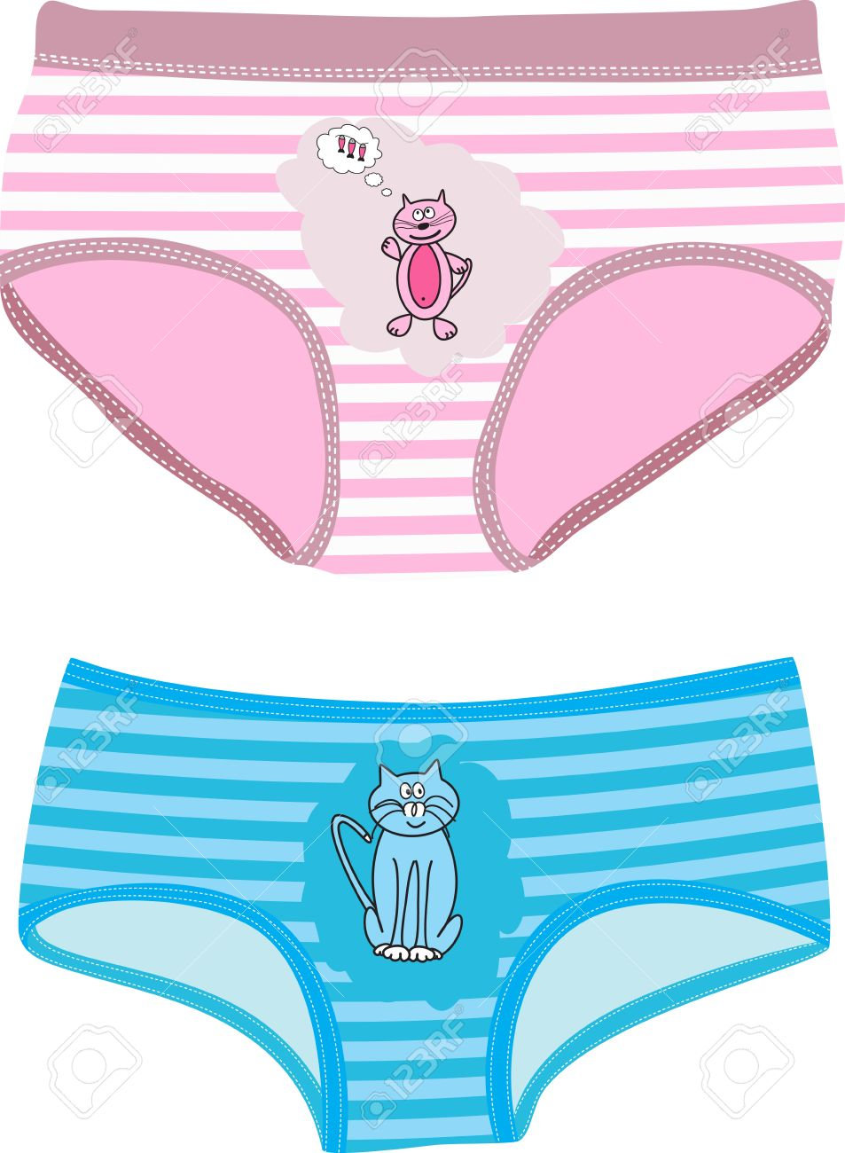 image royalty free download For portal . Kids underwear clipart