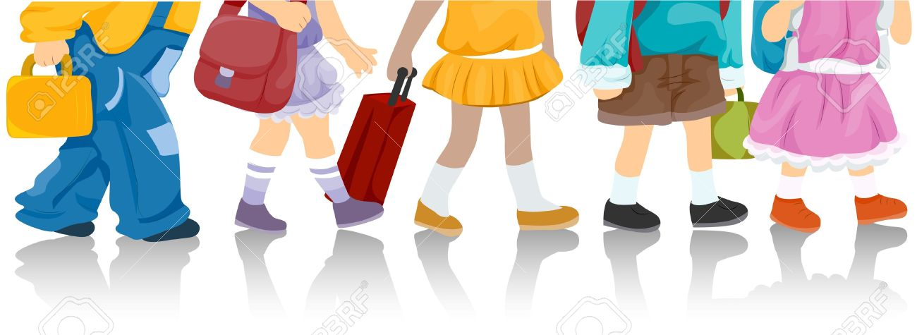 jpg free download Free cliparts download clip. Kids walking feet clipart