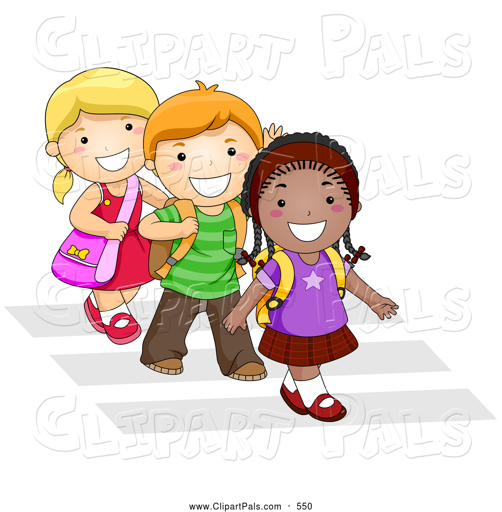clip free Free download best . Kids walking feet clipart
