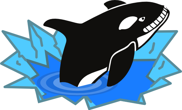 vector royalty free Killer clipart. Whale clip art at