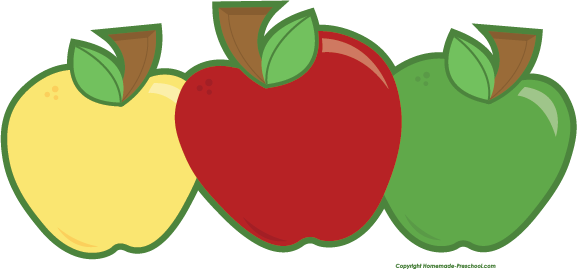 download Apples clipart free.  f pinterest food