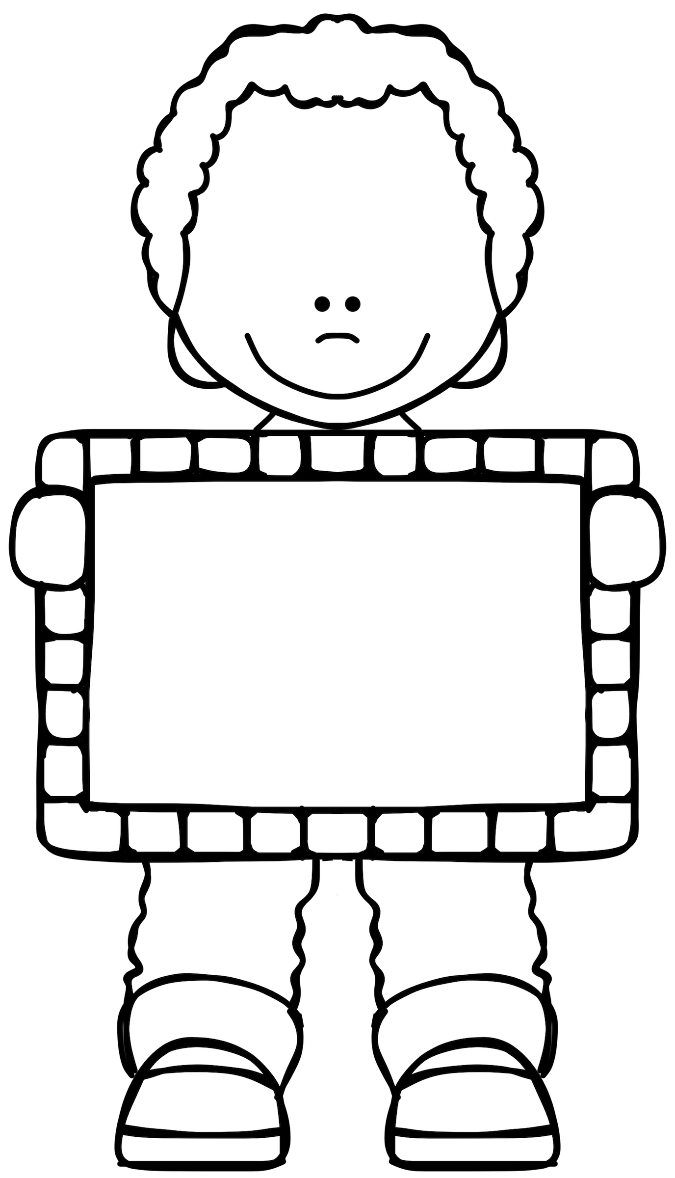 clipart transparent Kindergarten clipart black and white. Pin by vickie wilson