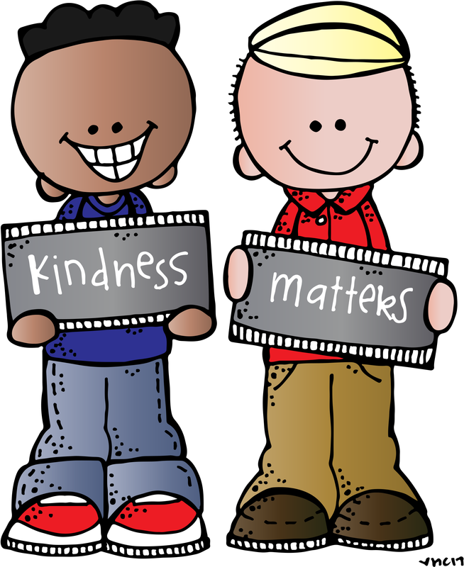 clipart black and white download Behavior mrs moore s. Kindness clipart.