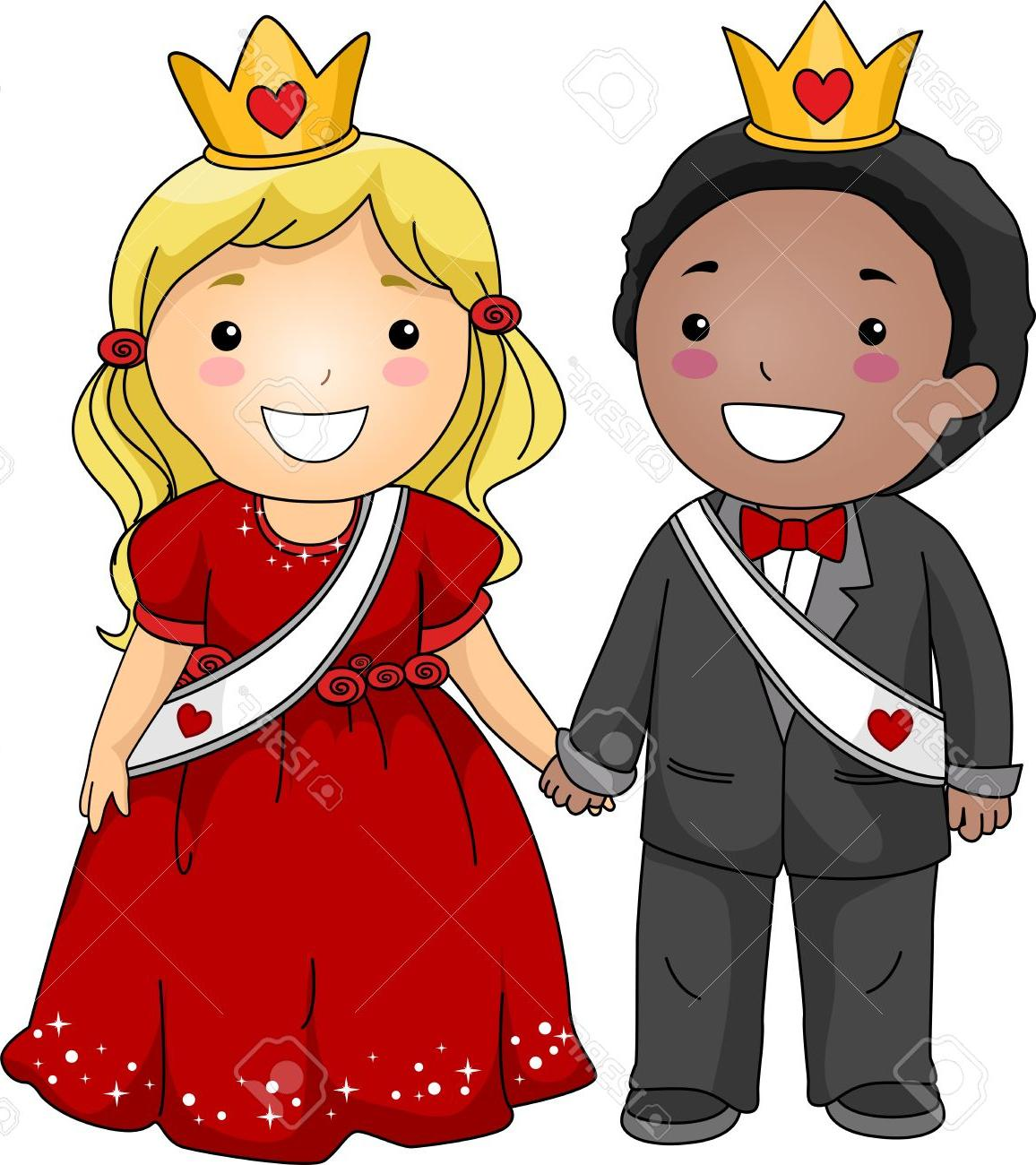 picture transparent download Station . King and queen clipart