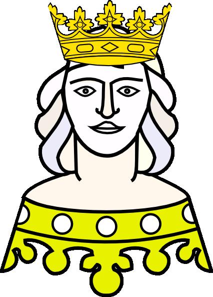jpg library stock Queen Clip Art at Clker