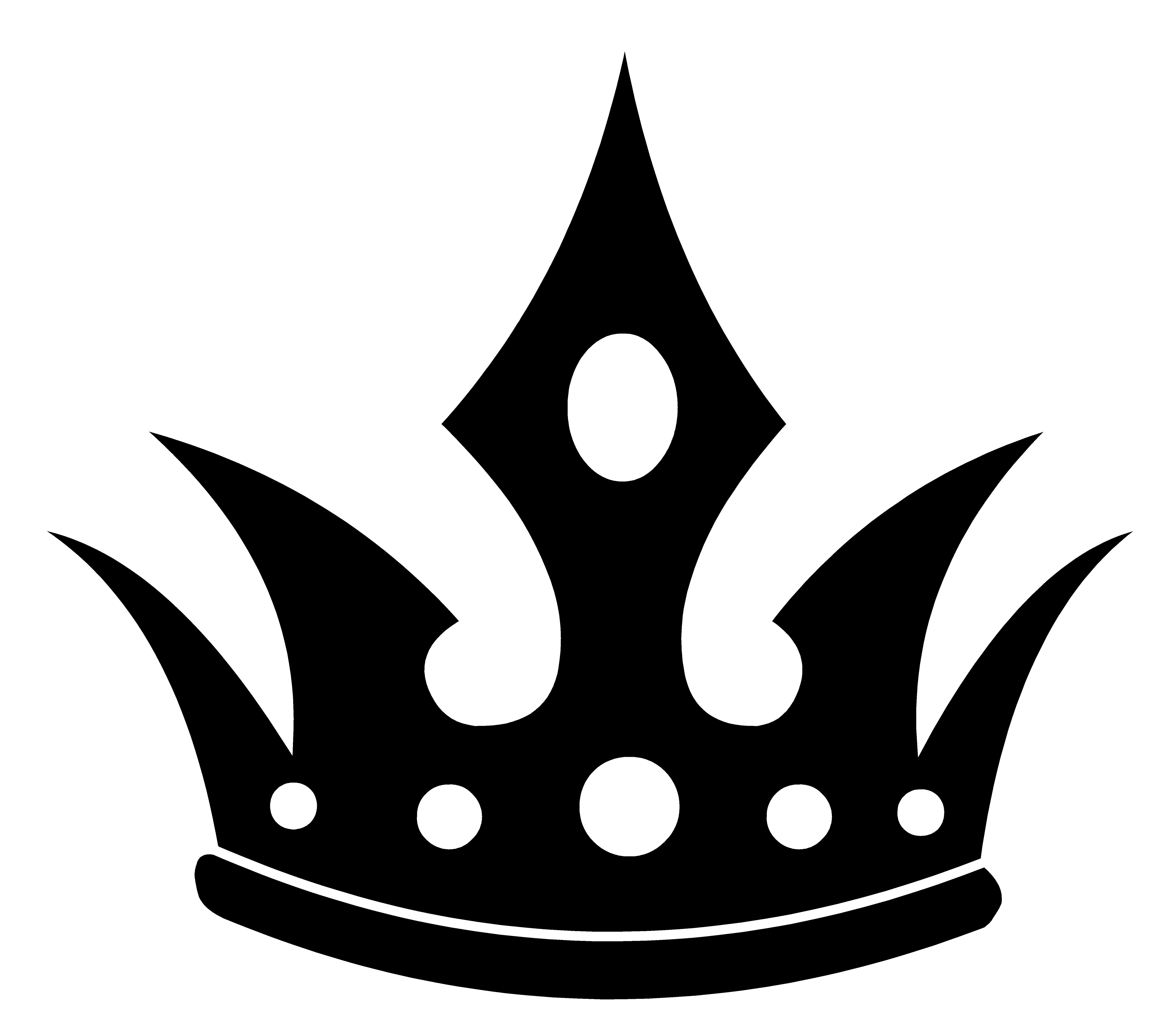 vector royalty free download Crown vector me pinterest. King clipart black and white
