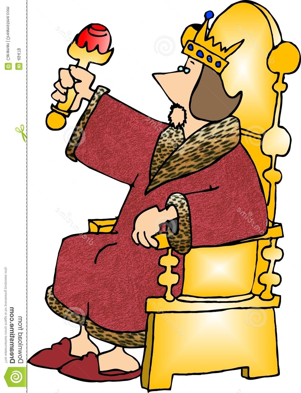 picture transparent stock King on throne clipart. Cliparts free download best