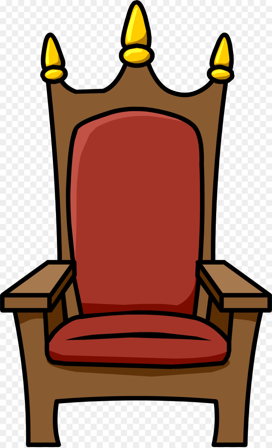 png freeuse stock Chair png download free. King throne clipart