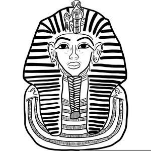 png royalty free stock King tut clipart. Free images at clker