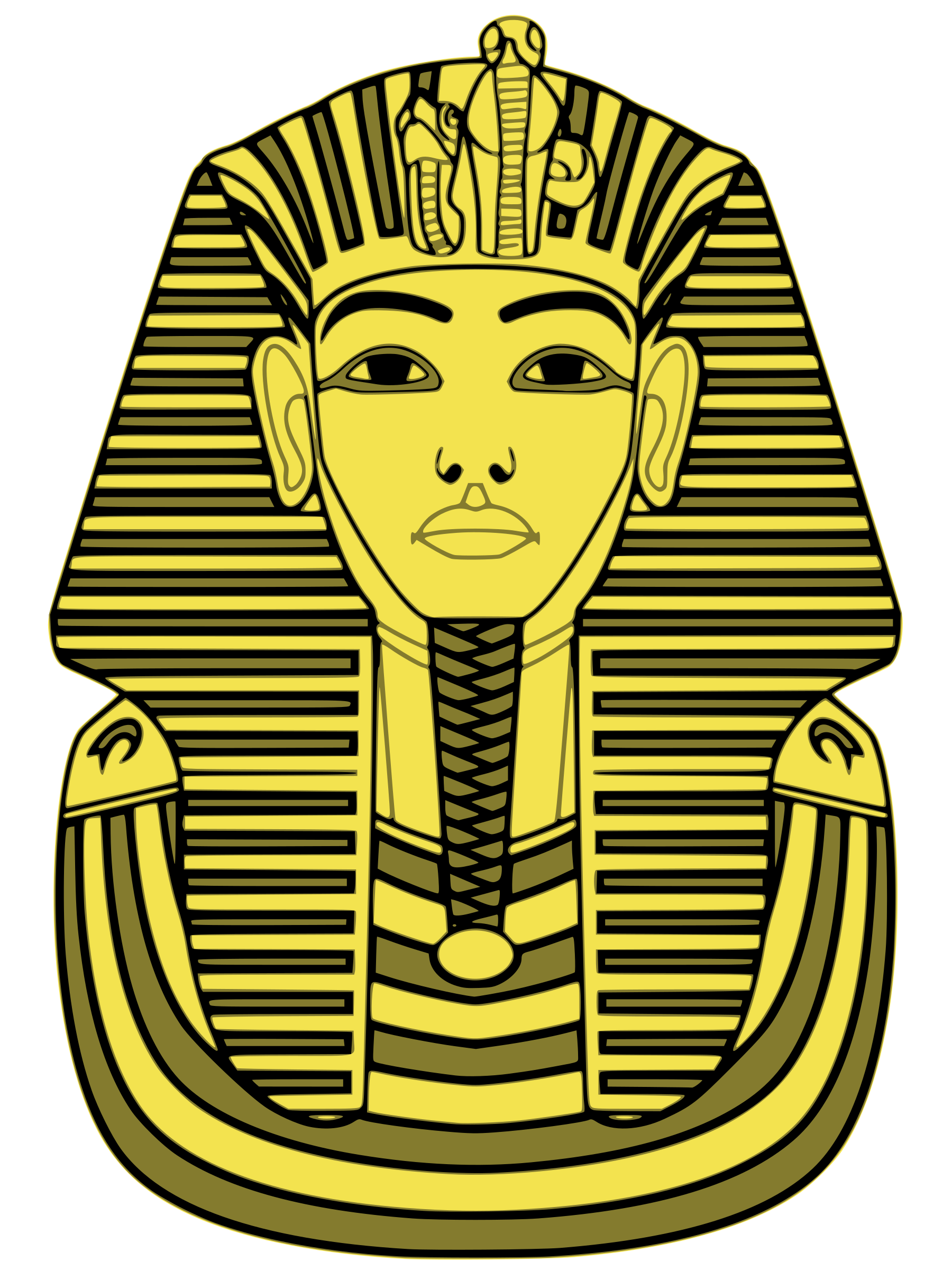 picture library stock Clip art images gallery. King tut clipart