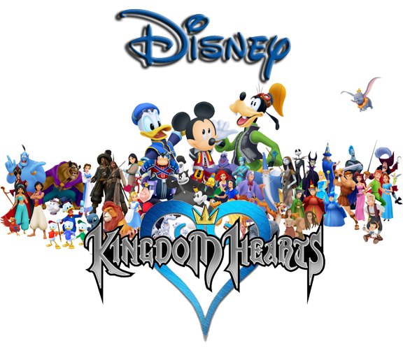 clipart free library Kingdom Hearts Clipart