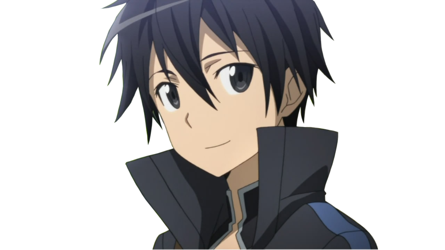 picture freeuse Kirito render by wasabidl