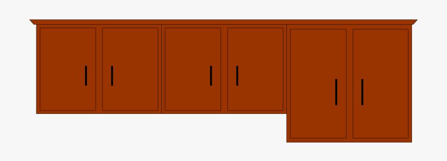 clip art free Clip art cupboard images. Kitchen cabinet clipart