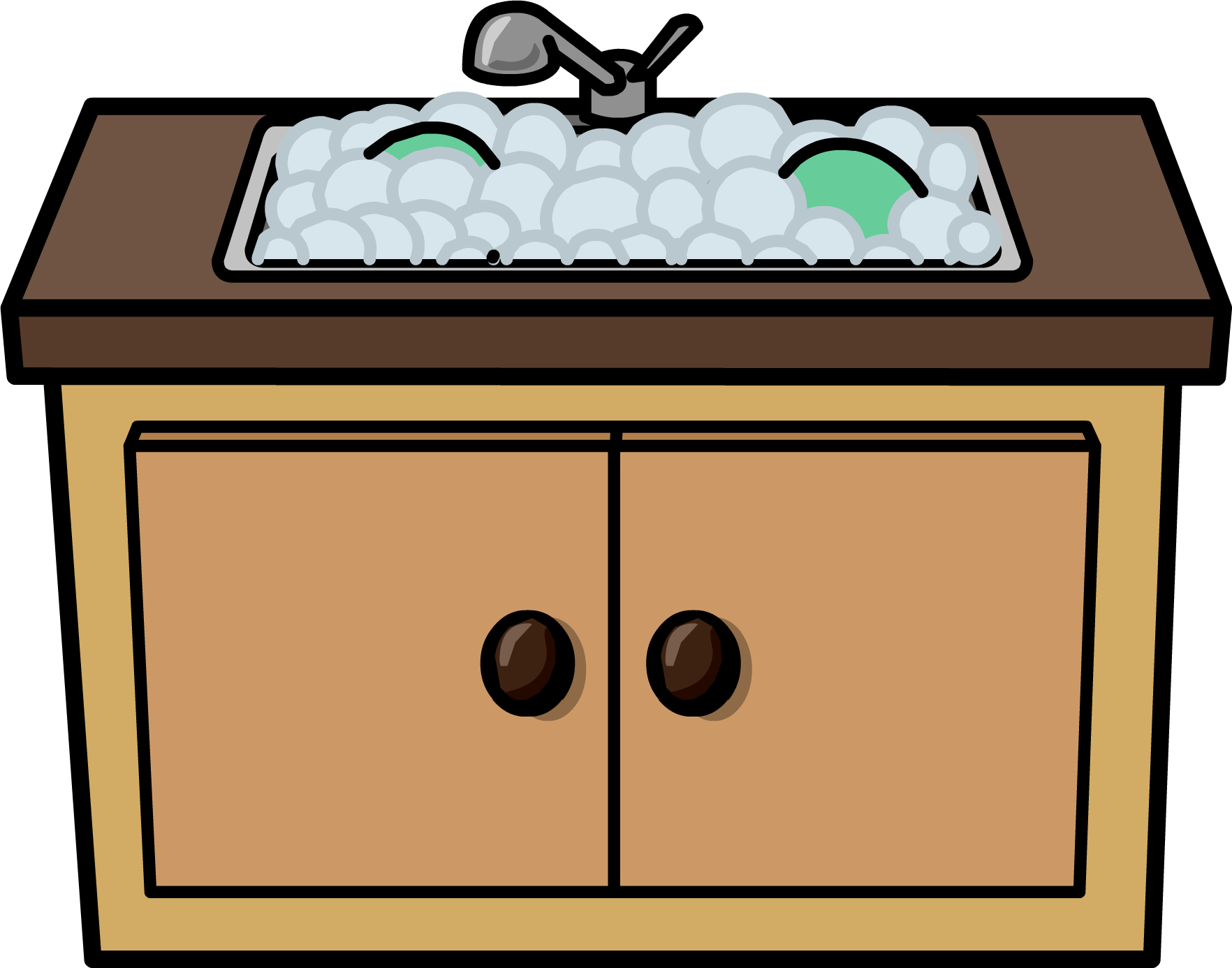 svg free Kitchen sink clipart. Image sprite png club
