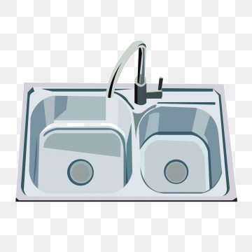 png transparent download Png vector psd and. Kitchen sink clipart