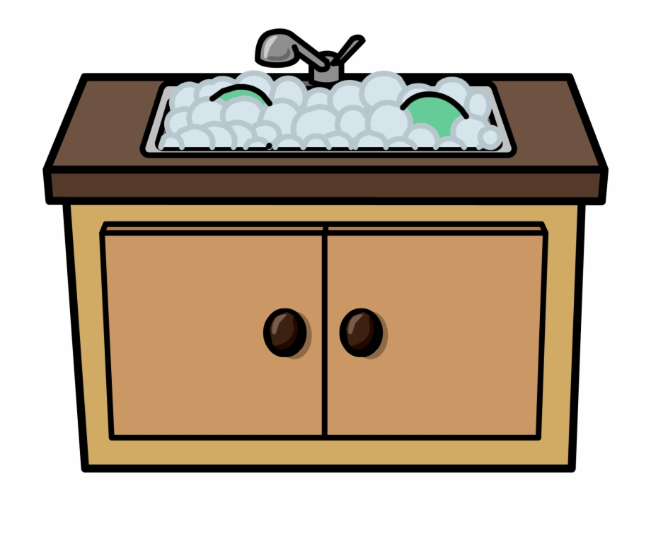 vector freeuse library Kitchen sink clipart. Image sprite png club