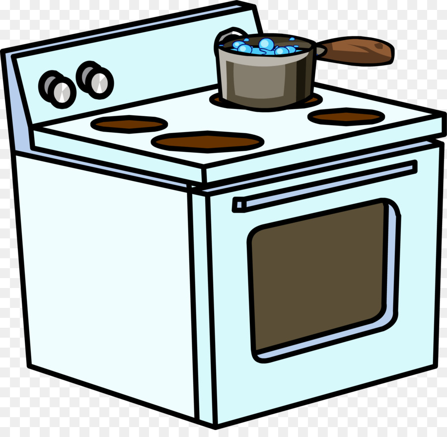 clipart black and white download Kitchen stove clipart. Wood background product line