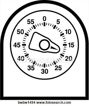 banner library stock Kitchen timer clipart. Portal