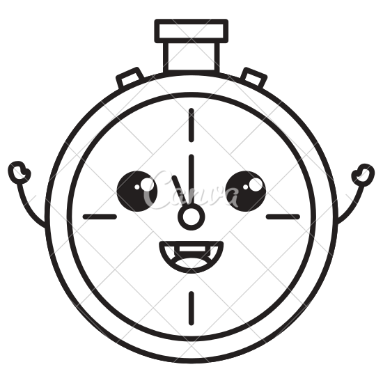clipart royalty free library Kitchen timer clipart. Drawing at getdrawings com