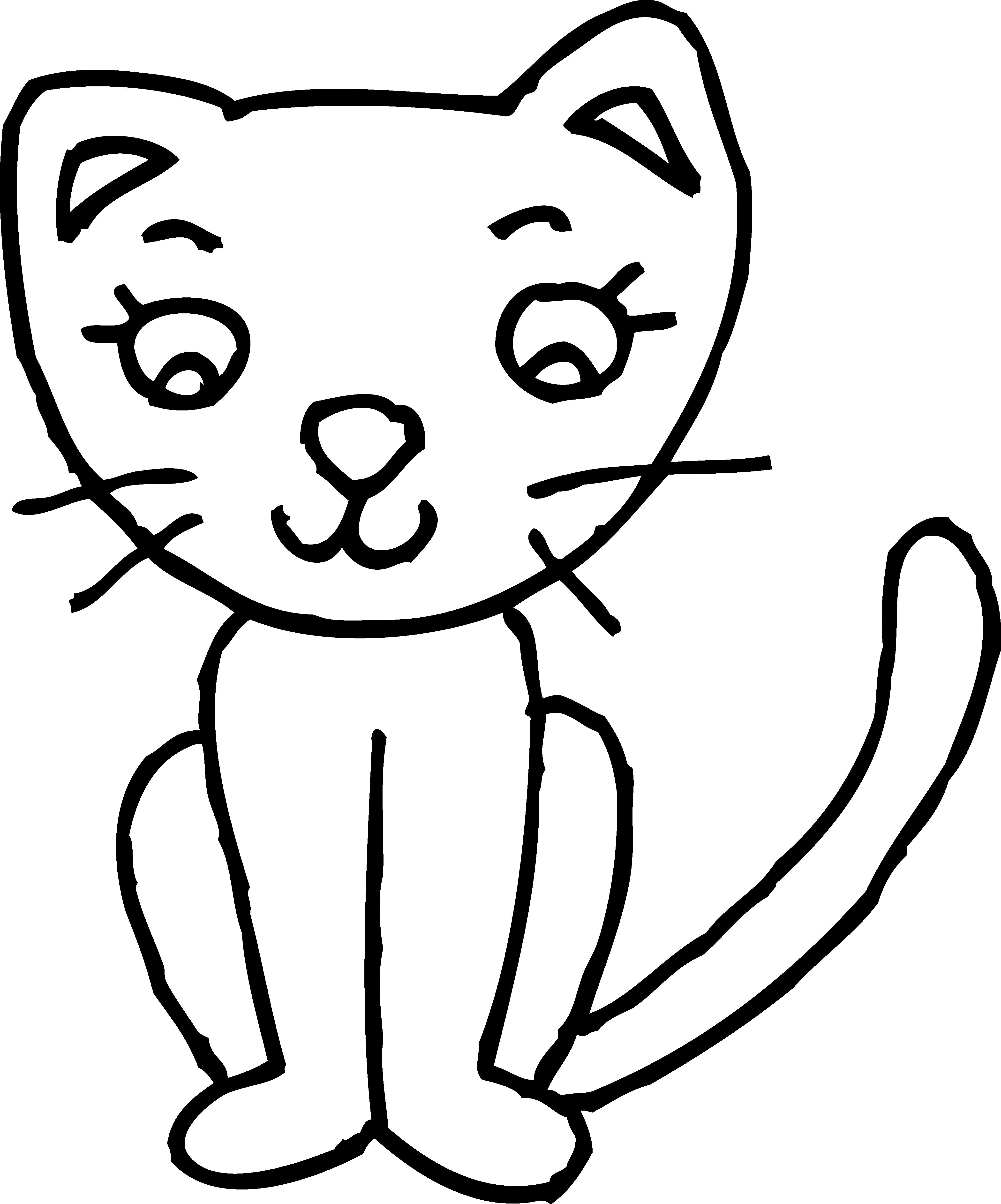 jpg transparent stock Clip art viewing panda. Kittens clipart.