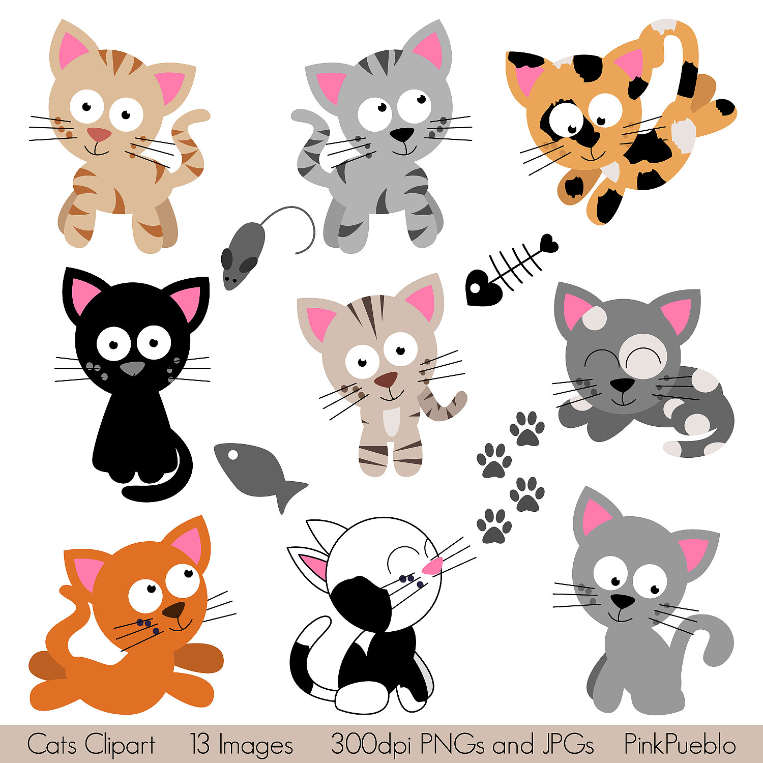 vector black and white stock Free kitten cliparts download. Kittens clipart.