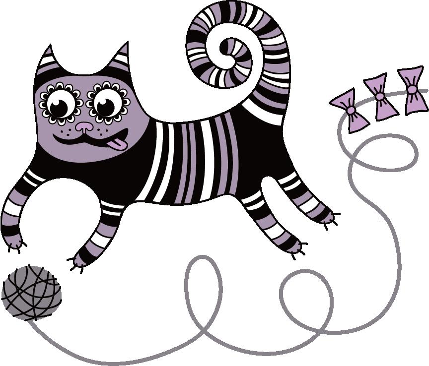 clip art freeuse Cat whiskers kitten clip. Kittens clipart illustration.