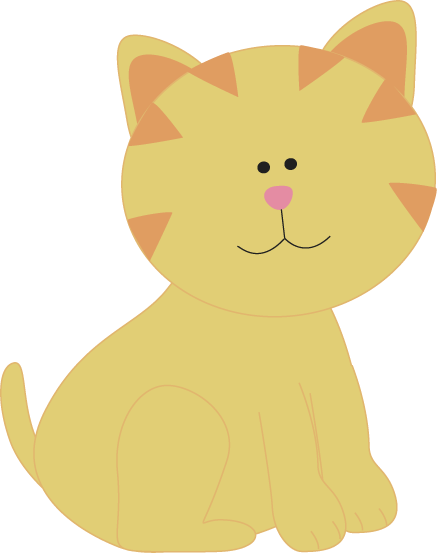 banner download Kitty clipart. Cat clip art images.