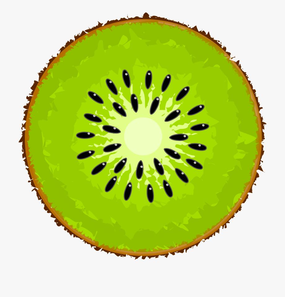 svg library download Fruit clip art cliparts. Kiwi clipart cartoon.