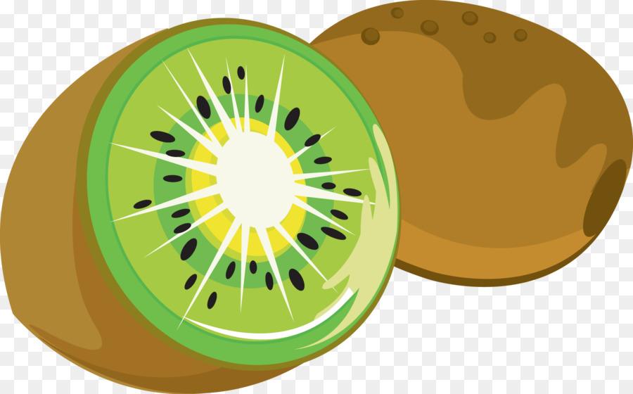 banner freeuse download Kiwi clipart cartoon. Fruit food wheel circle.