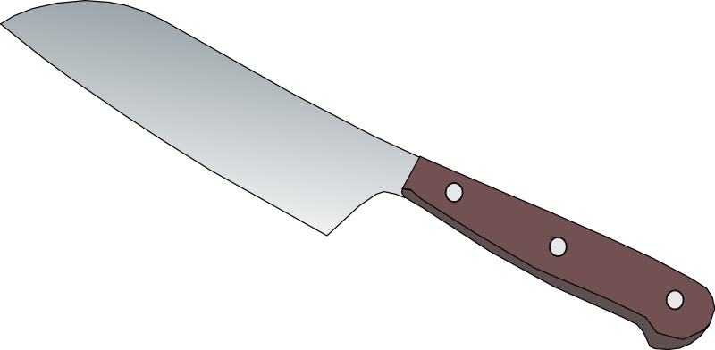 picture library library Butcher Knife Drawing at GetDrawings