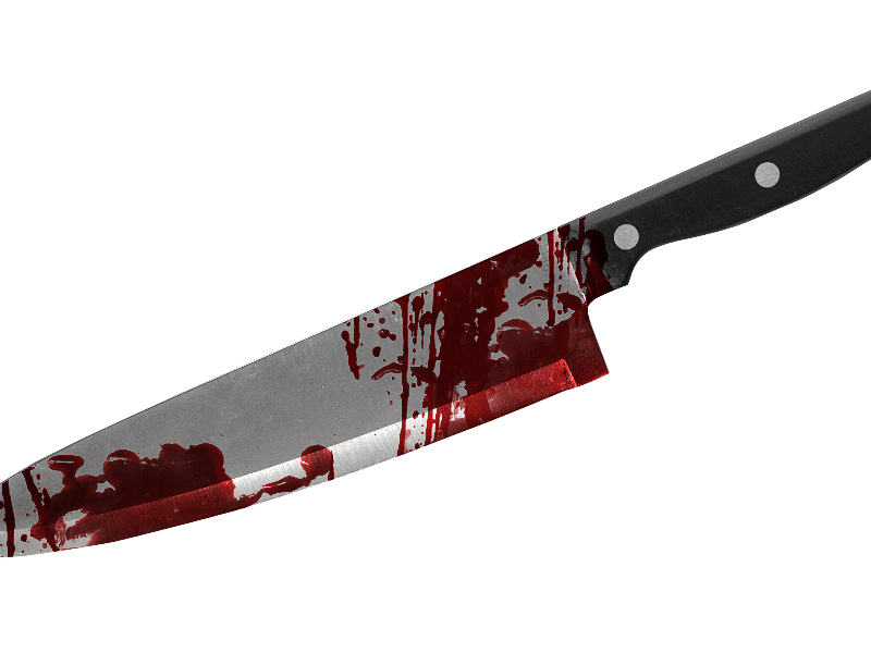 svg freeuse stock Bloody knife clipart. Png free isolated objects