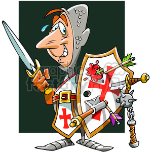 clipart free download Cartoon royalty free . Knight in shining armor clipart
